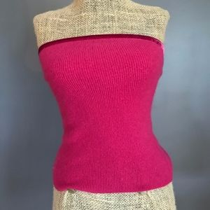 Sarsaparilla Pink Tube Top